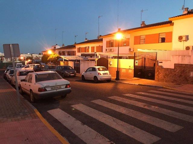 Nuevo alumbrado sostenible en las calles de Alcalá de Guadaíra (Sevilla).
