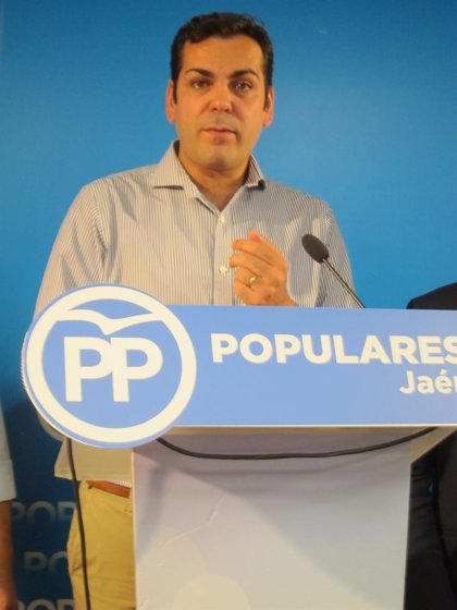 """Requena (PP) asegura que el acuerdo de integración se está cumpliendo y defiende lo """"ejemplar"""" de las primarias en Jaén"""