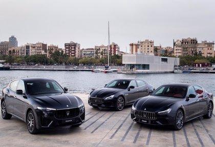 Maserati presenta sus modelos Ghibli y Quattroporte en Barcelona