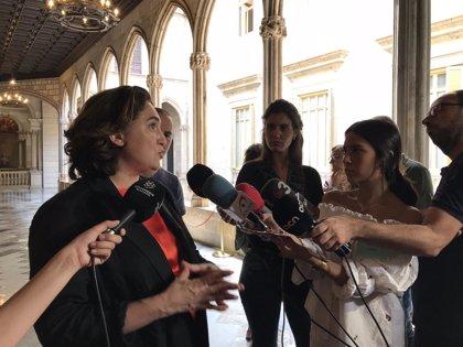 Grupos de la oposición exigen a Colau un pleno extraordinario sobre la situación presupuestaria