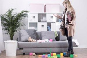Enseña a tus hijos a ordenar cada cosa en su lugar