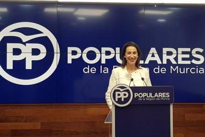 """El PP considera que """"Diego Conesa castiga a la Región de Murcia a un futuro sin AVE"""""""