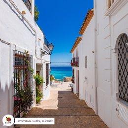 Altea en Alicante