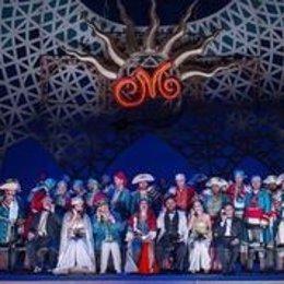 Opera 'La italiana de Argel' de Rossini