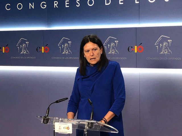 Susana López Ares, portavoz adjunta del Grupo Popular