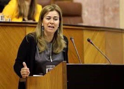 La portavoz de Empleo en el Parlamento andaluz del PP manifiesta su apoyo a la candidatura de Pablo Casado