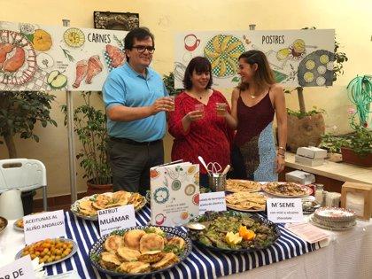 Un recetario de Mabel Villagra recoge la herencia de Al-Ándalus en la gastronomía almeriense