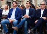Foto: Rivera presentará el lunes en Sevilla a los cabezas de lista de Cs para las andaluzas, que se eligen este fin de semana