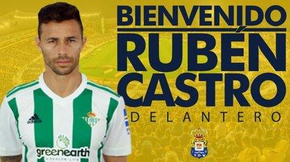 Rubén Castro jugará en Las Palmas las dos próximas temporadas