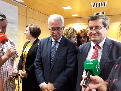 """Jiménez Barrios subraya que el actual Gobierno de la Junta no tiene """"ninguna responsabilidad"""" en el asunto de la Faffe"""