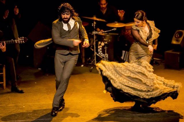 Espectáculo debut de Antonio Molina 'El Choro'