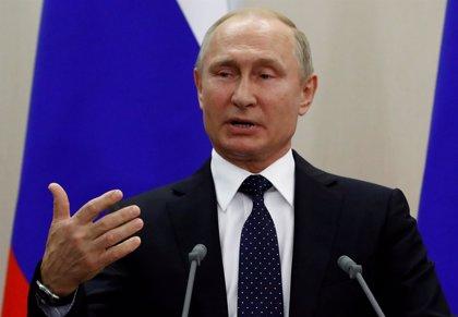 Putin se verá con Macron y otros líderes aprovechando la final del Mundial