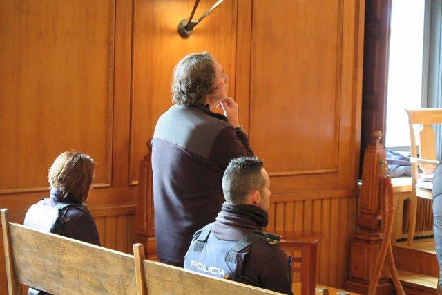 Sito Miñanco no xuízo por branqueo