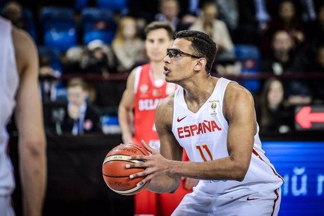 Sebas Saiz selección española