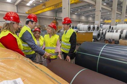 Sodercan destina 4,5 millones a la II fase de Santander Coated Solutions