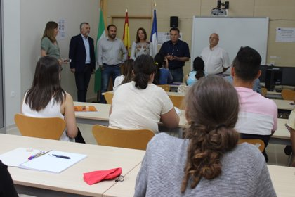 Un total de 13 jóvenes inician en Olvera su formación en dirección y producción en cocina