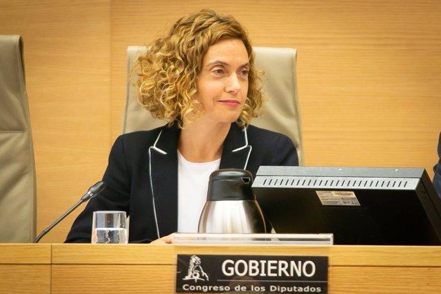 Meritxell Batet, ministra de Cooperación Territorial