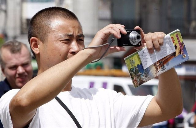 Turista chino