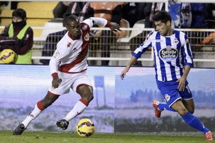 Gaël Kakuta regresa al Rayo Vallecano para las próximas cuatro temporadas
