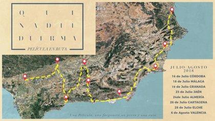'Que nadie duerma', la película de Mateo Cabeza sobre Danza Mobile, inicia una ruta por Andalucía