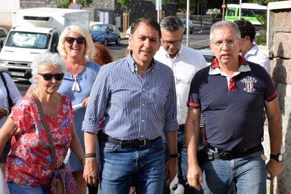 Invierten más de 12.000 euros en el vallado urgente de la charca de Somosierra, en Santa Cruz de Tenerife