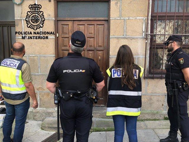 Desarticulan una organización que traficaba con heroína y cocaína en Vigo