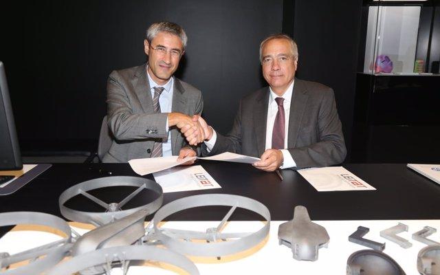 El CZFB y Leitat abren la convocatoria para participar en la Incubadora de Impresión 3D