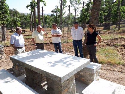 La Junta amplía infraestructuras y mejora la accesibilidad en el entorno natural de Las Mimbres