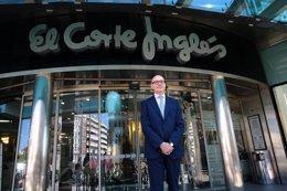 El nuevo presidente del Corte Inglés, Jesús Nuño de la Rosa
