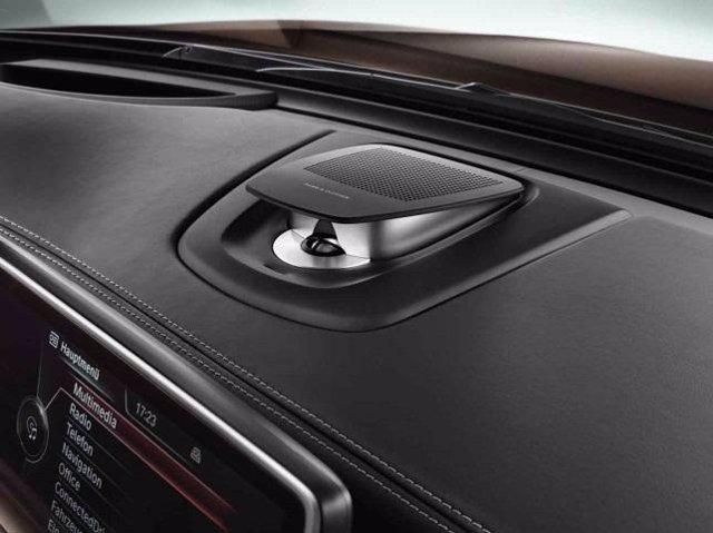 Sonido Bang & Olufsen en el BMW X5