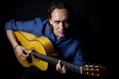 Vicente Amigo pone este sábado el broche de oro al 38º Festival de la Guitarra en Córdoba