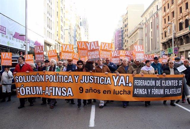 Protestas Forum Filatélico