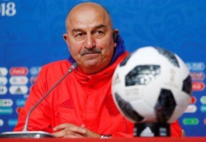 """Cherchesov: """"En los deportes se trata de ganar títulos y no lo tenemos, estamos decepcionados"""""""
