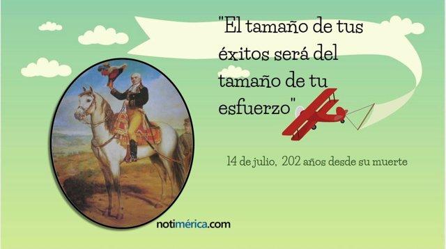 10 Frases Célebres De Francisco De Miranda
