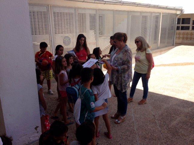 Escuela de verano de la Diputación de Jaén