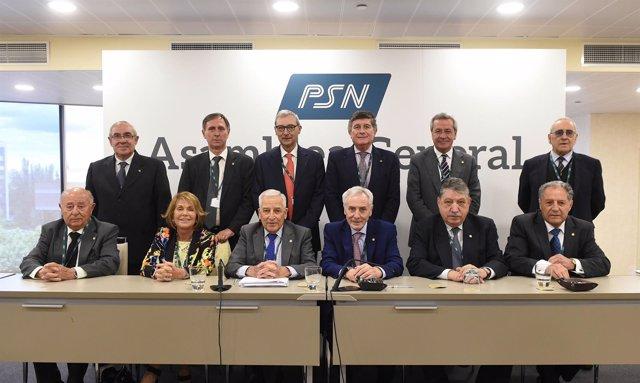 Consejo de Administración del PSN