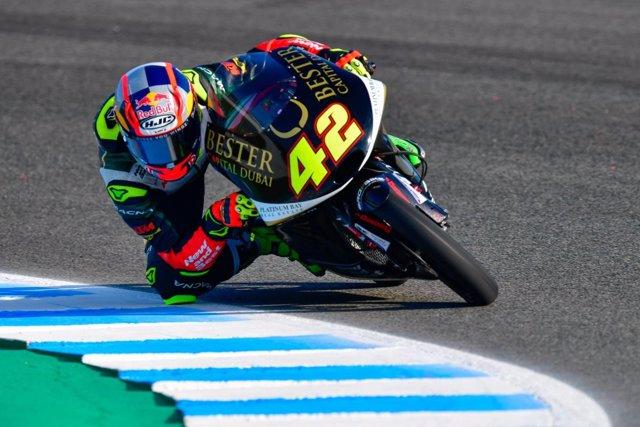 Marcos Ramírez Moto3