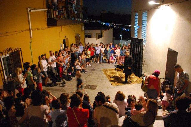[Sevilla] Np Alcalá Se Vuelca Con La Ii Noche De San Miguel Y Sigue #Noctaíra