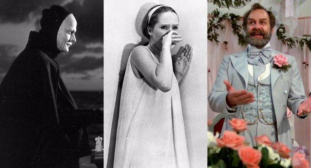 A00 aniversario del nacimiento de Ingmar Bergman