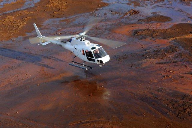 Helicóptero H125 de Airbus