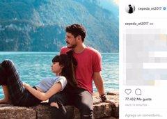 Aitana y Cepeda disfrutan de unos días en pareja en Suiza