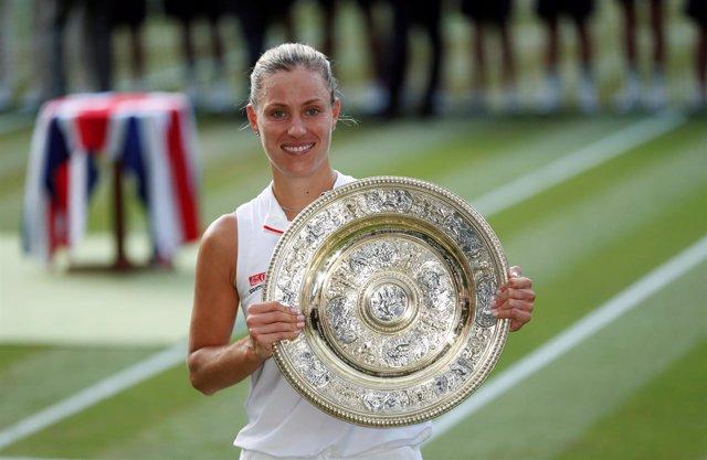 Tennis - Wimbledon - All England Lawn Tennis and Croquet Club, London, Britain -