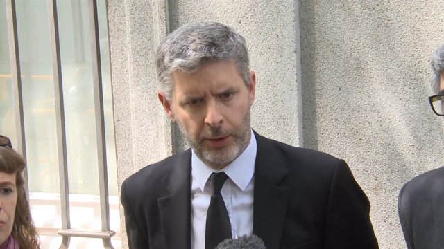Andreu Van den Eynde en el Tribunal Supremo
