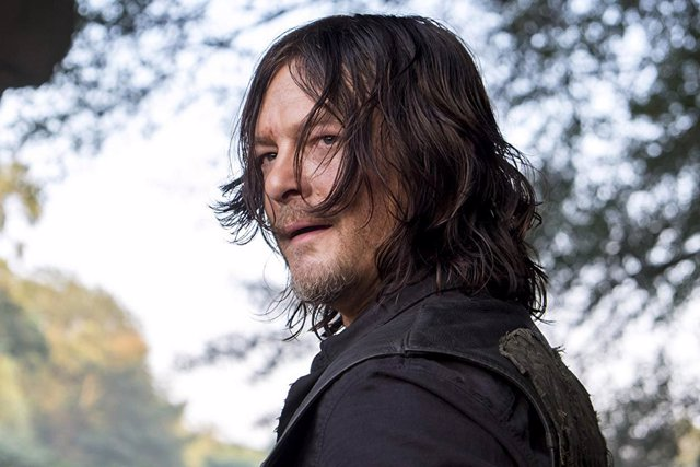Daryl en The Walking Dead