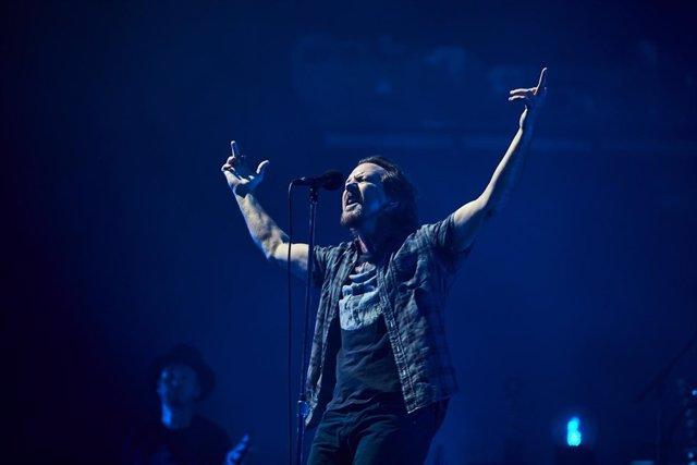 Concierto de Pearl Jam