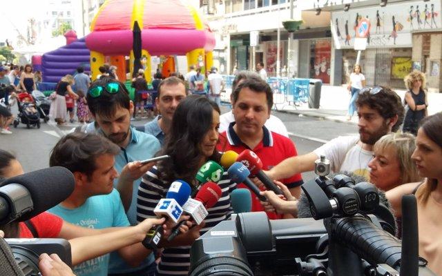 Villacís (Cs) insta Sánchez a 'llançar un missatge de suport als catalans que volen seguir sent espanyols'