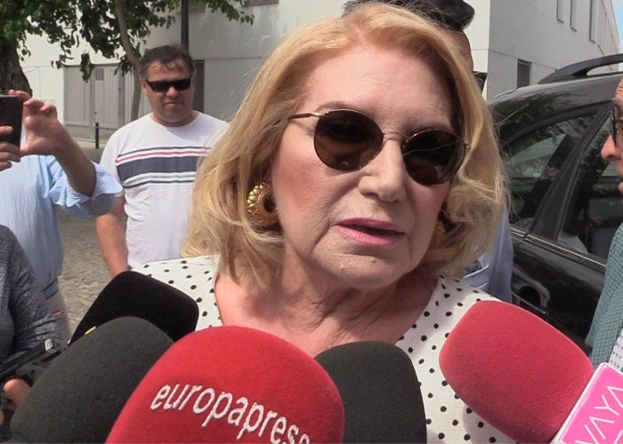 Gloria Mohedano estalla de indignación en relación a la apertura del Museo de Rocío Jurado