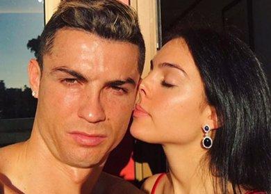 Vídeo: Cristiano Ronaldo y Georgina aterrizan en Turín para comenzar su nueva vida