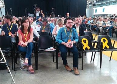 ERC guanyaria les eleccions catalanes, segons una enquesta (EUROPA PRESS)