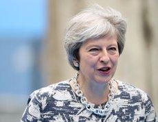 """May adverteix que si els conservadors no li donen suport podria """"no haver-hi Brexit"""" (REUTERS / POOL NEW)"""